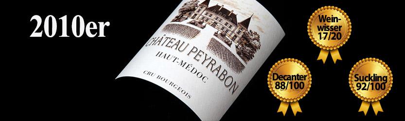 Chateau Peyrabon 2010