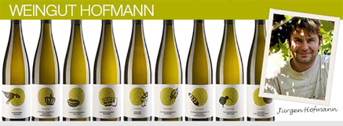 Weissburgunder trocken Weingut Hofmann